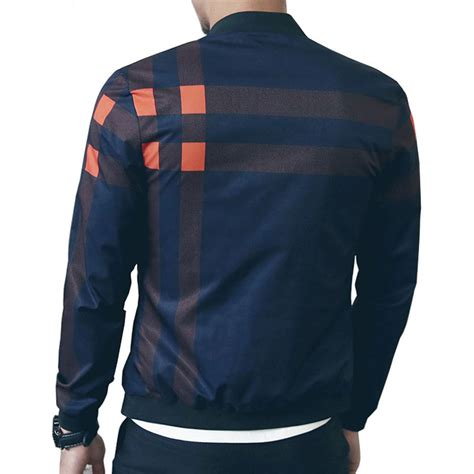 Mens Patchwork - new arrival s casual collar patchwork sleeve jacket