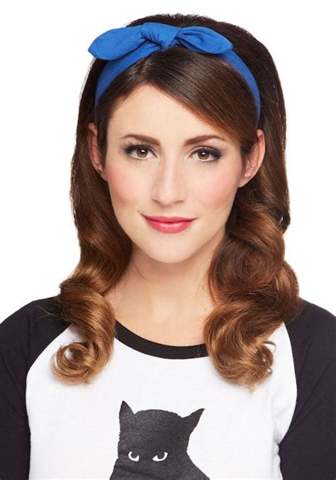 retro hairstyles with headband tutorial 75 popular vintage hairstyles that you can do yourself