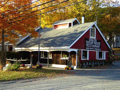Sugar House by Gould S Sugar House Shelburne Falls Ma Address Phone