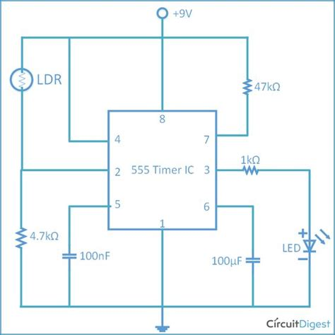 555 timer wiring diagram 28 images 555 timer astable