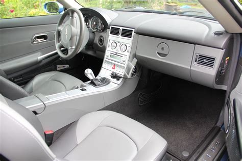 Crossfire Interior by 2005 Chrysler Crossfire Interior Pictures Cargurus