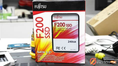 Fujitsu Ssd F200 240gb T0210 ร ว ว fujitsu f200 ssd 240gb ireview in th