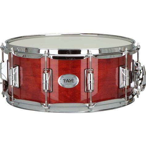 drum with taye drums studiobirch snare drum music123