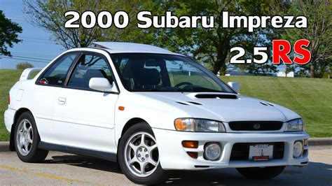 subaru coupe rs 2000 subaru impreza 2 5rs coupe 5 speed awd 26th