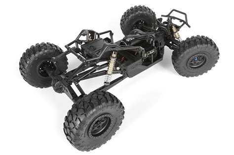 Axial Yeti 110 ax90026 axial yeti 1 10th scale brushless electric rock racer 4wd rtr