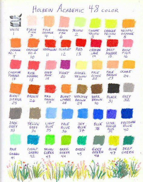 Pastel Faber Castel 48 Warna product review holbein academic pastels