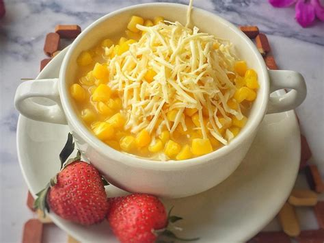 makanan  jagung rebus lunak lezat  spesial