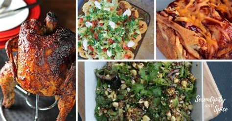 10 best backyard bbq recipes serendipity and spice