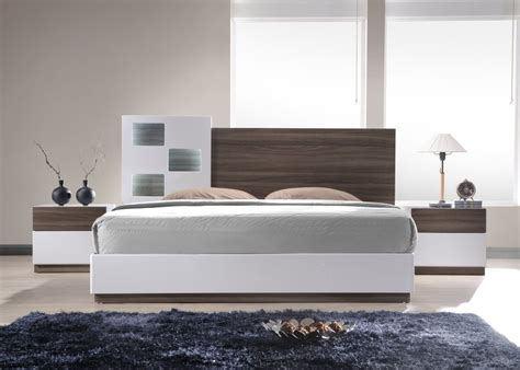M S Bedroom Furniture Sanremo White Lacquer Size Bedroom Set By J M Furniture