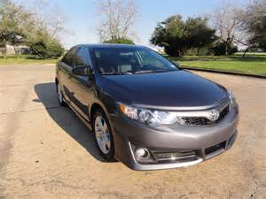 Toyota Camry 2013 Se 2013 Toyota Camry Pictures Cargurus
