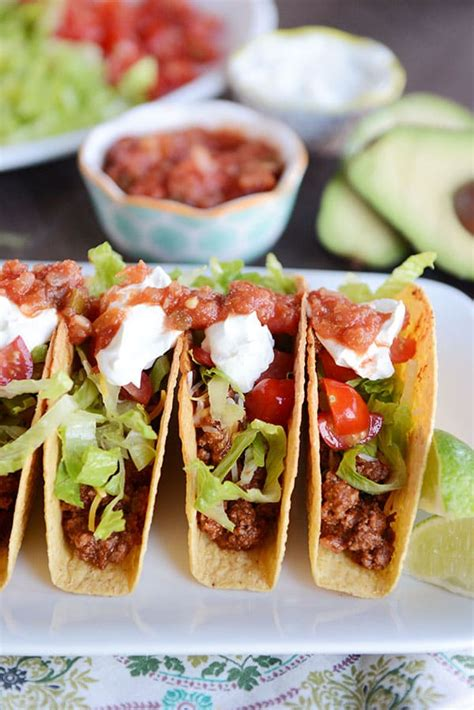 best ground the best ground beef tacos made from scratch mel s