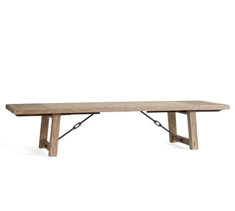 benchwright bench benchwright extending table bench dining set seadrift