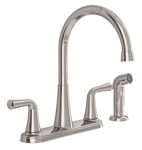 Single Faucet Kitchen Moen Single Handle Kitchen Faucet Loose