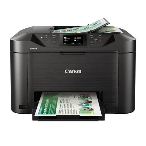 Canon Printer Maxify New Mb canon maxify mb5170 inkjet color printer