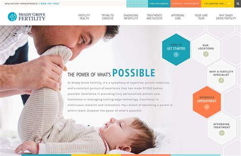 Detox Site Shadygrovefertility by Shady Grove Fertility Unveils New Website And Brand Anthem