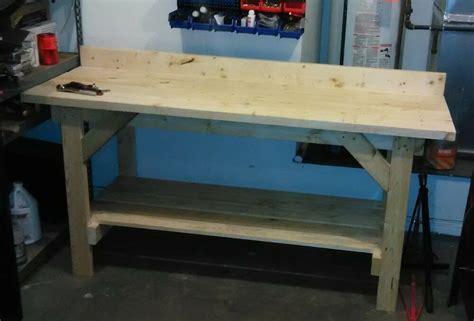 work bench plans ebay