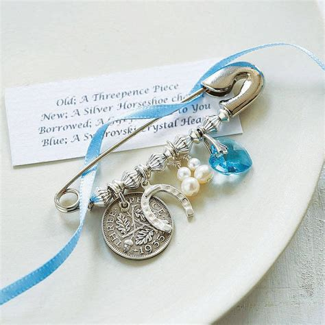 something blue blue ribbon pinned inside her dress 1000 images about bride s good luck charms on pinterest