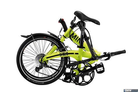 bmw folding bicycle mini folding bike the foldable mini
