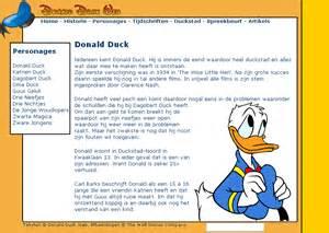 deze donald duck