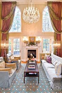 Acoustic Drapes Great Window Treatments For Large Windows Decorating Ideas