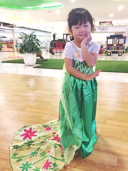 Baju Tidur Impor Princes jual beli baju princess elsa import baru jual