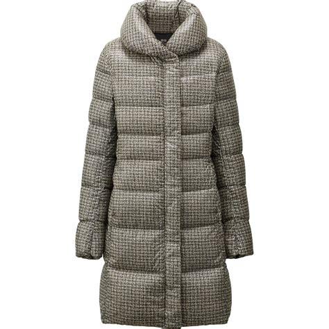 Pashmina Uniqlo 2 uniqlo ultra light shawl collar printed coat in white shawl collar coats your