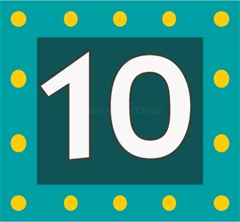now a number 1 best numbers clipart number 10c classroom clipart
