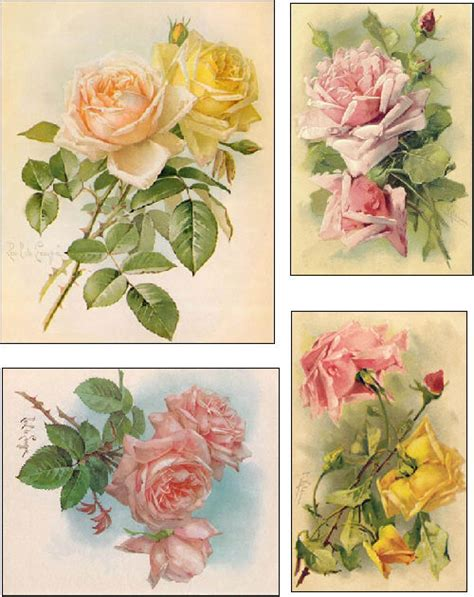 Decoupage Paper Flowers - decoupage paper and collage sheets original tissue flowers