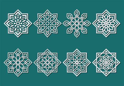 pattern islamic vector islamic free vector art 1580 free downloads