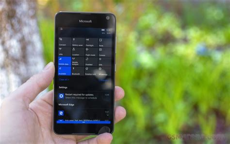 microsoft lumia 650 review phone arena microsoft lumia 650 review software performance