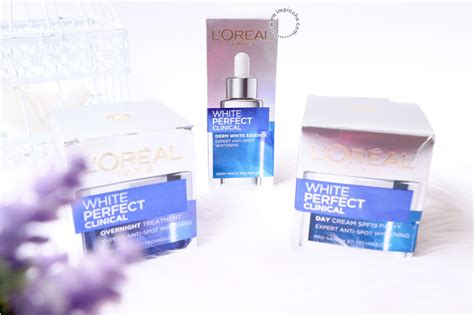 L Oreal Clinical review loreal white clinical myperfectglow