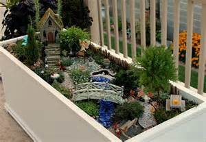 Garden Accessories From China The Gardens From The Great Annual Miniature Garden