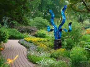 Landscape Sculpture Contemporary Metal Outdoor Garden Sculpture Reaching Out