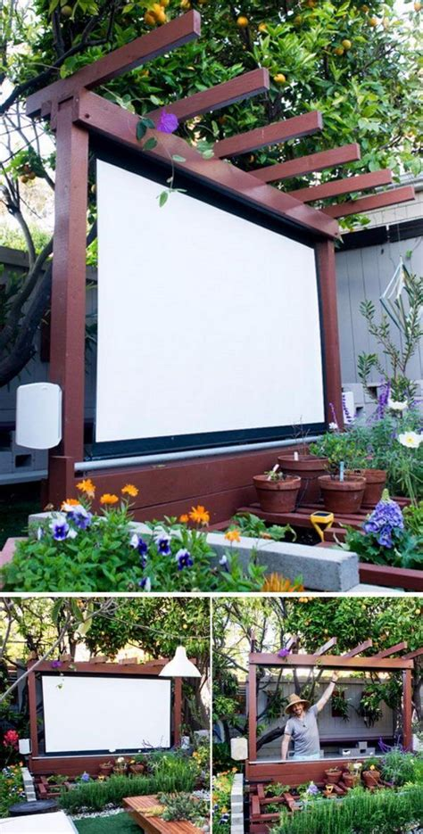 diy projects backyard 20 awesome diy backyard projects hative