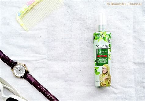 Harga Sepaket Sariayu beautiful channel my current hair care routine