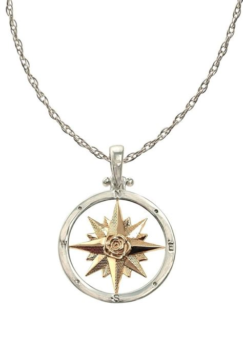 Compass Necklace the 25 best compass necklace ideas on charm