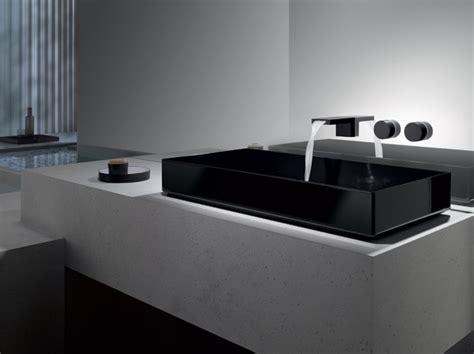 rubinetti a muro bagno rubinetteria bagno a parete con miscelatore tre fori a