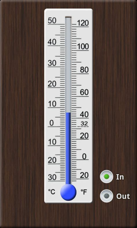 Termometer Uap free thermometer app apk for android getjar