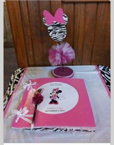 Minnie Mouse Baby Shower Decorations Ideas by Minnie Mouse Baby Shower Decorations Pins Conquered