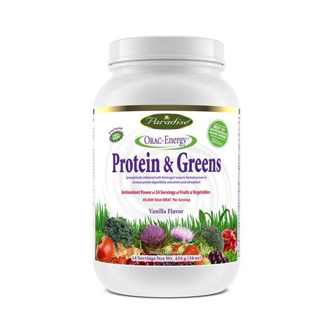 Rolanjona Plant Energy Slimming Gel 3 orac energy 174 protein greens vanilla paradise herbs