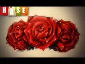 imagenes de rosas en graffiti how to draw a rose graffiti by hase youtube