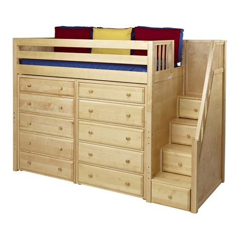 loft bed with storage home decorating pictures high beds