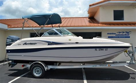 jet boat kuwait used 2002 hurricane sundeck sd 187 ob boat for sale in