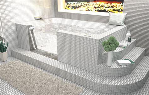 vasca da bagno muratura vasche in muratura a mosaico o in cemento soluzioni e