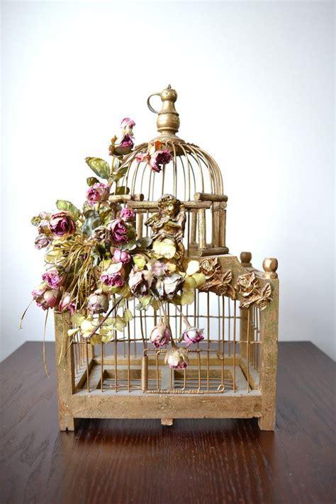 1000  ideas about Bird Cage Decoration on Pinterest
