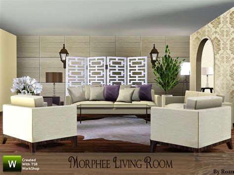 sims 2 living room set roan s morphee living room