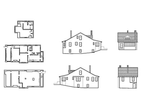 residential ink home design drafting residential house drawings by draftingservices com
