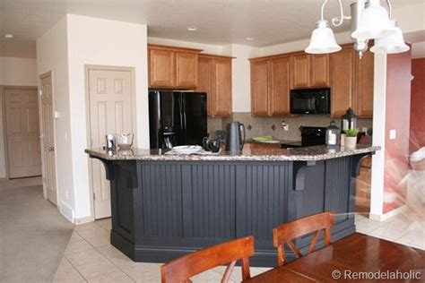 kitchen island corbels remodelaholic kitchen island makeover with corbels part two