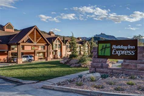 Utah Bed And Breakfast Inns by Inn Express Springdale Zion Natl Pk Area Utah