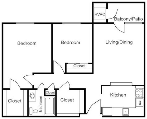 600 square foot apartment floor plan 600 square feet house plans renew fl1 thraam com